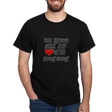 my hearts in Hong Kong T-Shirt