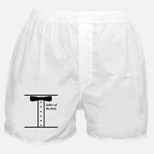Unique Humorous groom Boxer Shorts