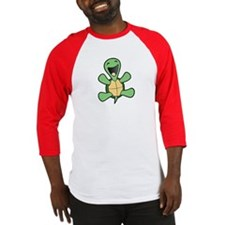 Skuzzo Happy Turtle Baseball Jersey