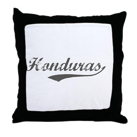 Honduras flanger Throw Pillow