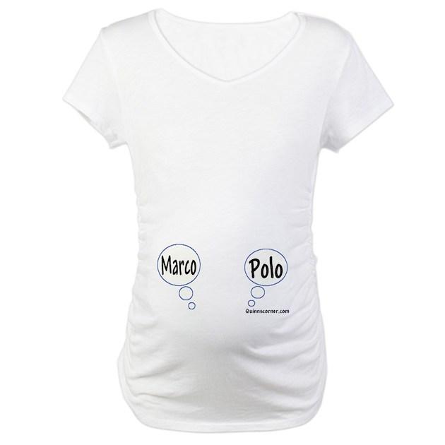 maternity t shirt marco polo shirt. Black Bedroom Furniture Sets. Home Design Ideas