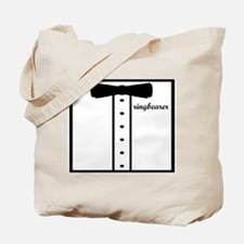 Funny Groom Tote Bag