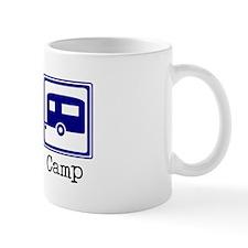 Eat, Sleep, Camp (Travel Trai Mug
