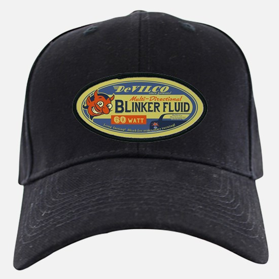 DeVilco Blinker Fluid Baseball Hat
