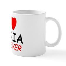 I Love Zaria Forever - Mug