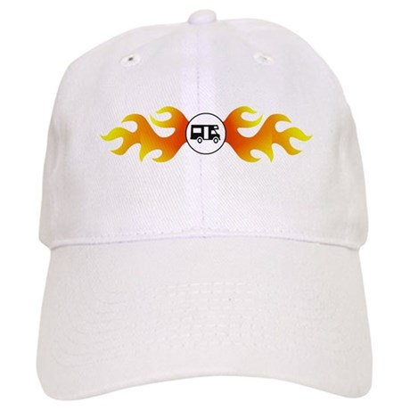 Flame Design with RV Cap