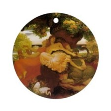 The Garden of the Hesperides Ornament (Round)