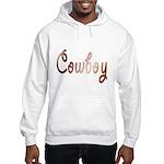 Cowboy Hooded Sweatshirt