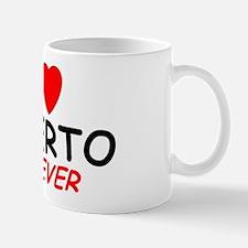 I Love Alberto Forever - Small Small Mug