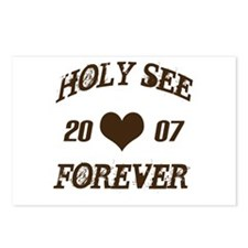 Holy See Forever Postcards (Package of 8)