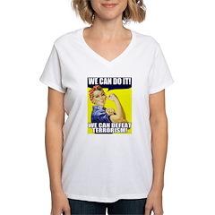 We Can Defeat Terrorism Shirt