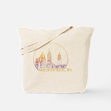 Unique Milwaukee braves Tote Bag