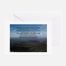 Old Irish Blessing Note Cards (Pk of 10) Greeting