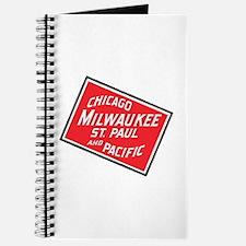 Badge of Chicago, Milwaukee, St.Paul & Pac Journal