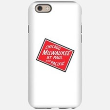 Badge of Chicago, Milwaukee iPhone 6/6s Tough Case
