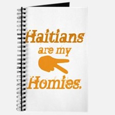 Haitians are my Homies Journal