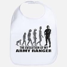 Evolution - An Army Ranger Bib