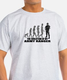 Evolution - An Army Ranger T-Shirt