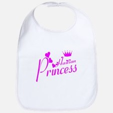 Haitiian Princess Bib