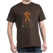 HAPPY HOLIDAYS-GINGERBREAD MA T-Shirt