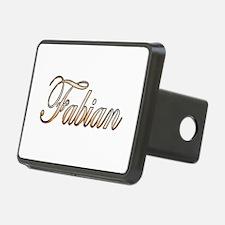 Gold Fabian Hitch Cover