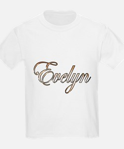 Gold Evelyn T-Shirt