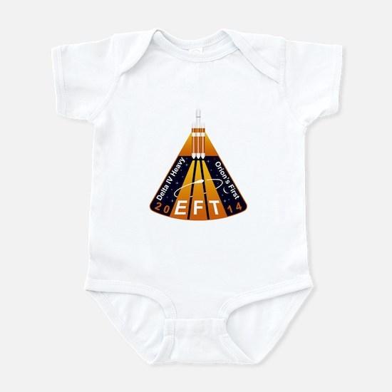 EFT-1 Launch Team Infant Bodysuit