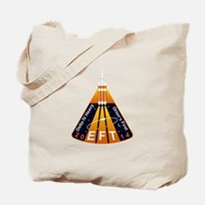 EFT-1 Launch Team Tote Bag