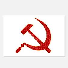 communist Postcards (Package of 8)