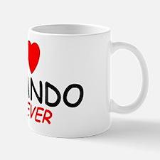 I Love Armando Forever - Mug
