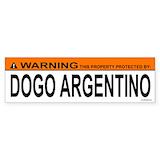 Dogo argentino Single