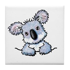 Pocket Koala Tile Coaster