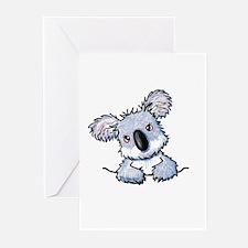 Pocket Koala Greeting Cards (Pk of 20)