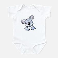 Pocket Koala Infant Bodysuit
