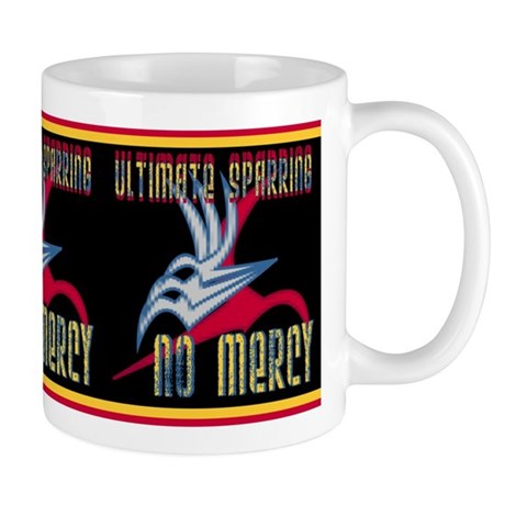Ultimate Sparring No Mercy Mug
