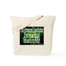 Cute Paranormal Tote Bag