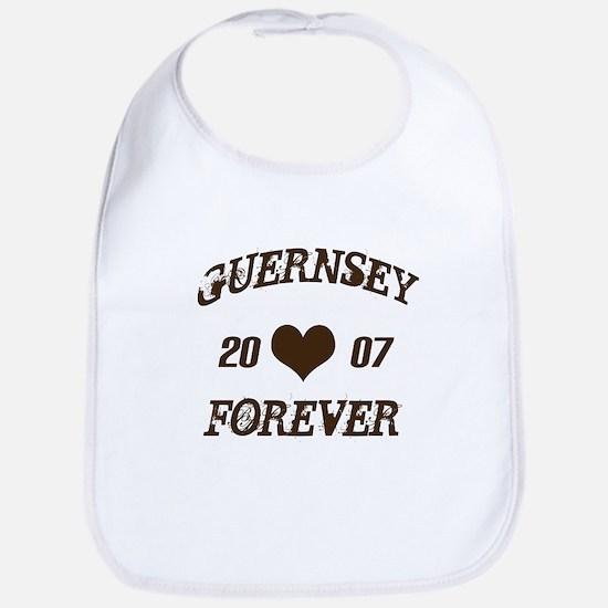 Guernsey Forever Bib