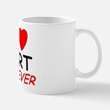 I Love Bert Forever - Mug