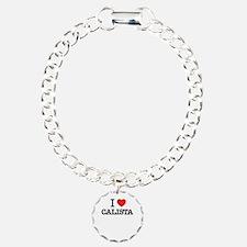 I Love CALISTA Bracelet