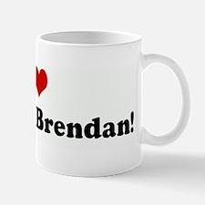 I Love my uncle Brendan! Small Small Mug