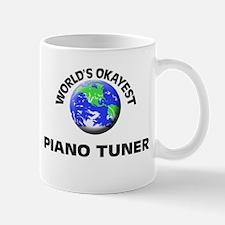 World's Okayest Piano Tuner Mugs