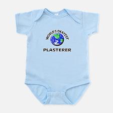World's Okayest Plasterer Body Suit