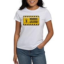 Warning X-Ray Technician Tee