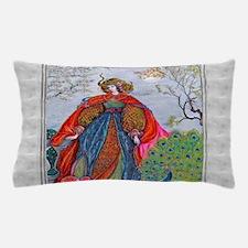 Deco Princess & Peacock Pillow Case