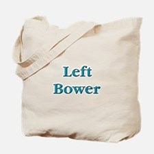 Left Bower Euchre Tote Bag