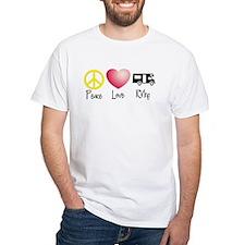 Peace, Love, RVing Shirt
