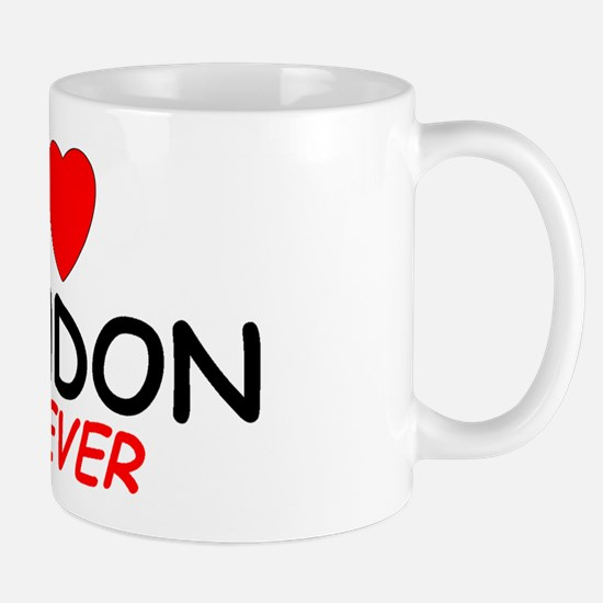 I Love Brendon Forever - Mug