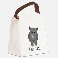 Rhino Baby Canvas Lunch Bag
