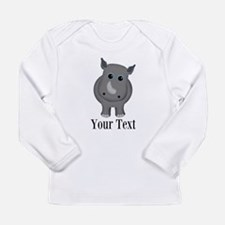 Rhino Baby Long Sleeve T-Shirt