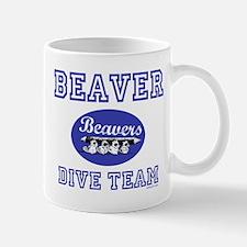 Beaver Dive Team Mug